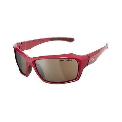 Sunwise Summit Red Sunglasses Sports & Fashion Glasses Clearance