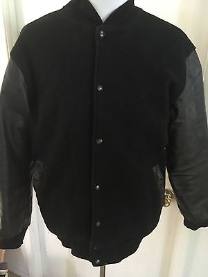 The Abyss Vintage Crew Movie Jacket Men's Size Medium Rare