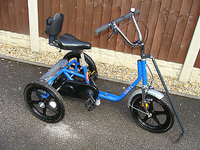 Quest 88 Colt  Folding  Trike / Bike / Cycle, Special Needs, Mobility