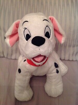 Disney Store Exclusive 101 Dalmatians Soft Toy Dog Dalmations Movie 14""