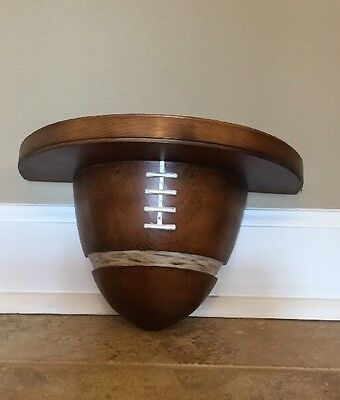 NEW Pottery Barn Teen Sports Shelving FOOTBALL
