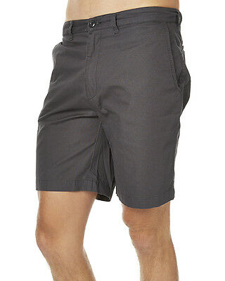 New Patagonia Men's All Wear Mens Short Cotton Fitted Grey
