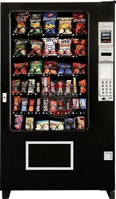 "Brand New AMS Snack Machines ""Sensit 3"" Factory Warranty. Help w/ shipping"