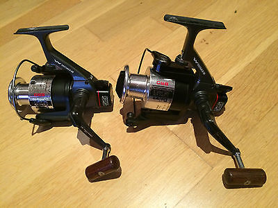 2x Daiwa SS 850 Whisker Tournament - rare Rollen made in Japan!
