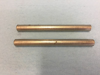 2 Stanley 45 or 55 Plane Short Rods Parts