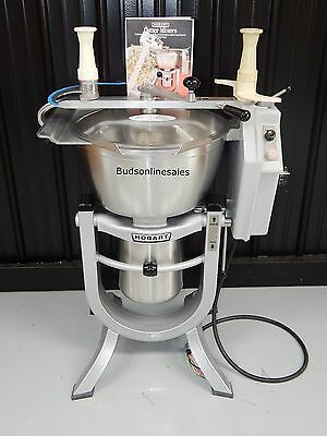 Hobart Hcm 450 45 Qt Vcm Dough Cutter Vertical Tilt Mixer Chopper Pizza 30 Quart