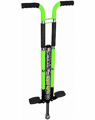 Ozbozz Torq Twin Sport Pogo Stick. From the Official Argos Shop on ebay