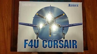 Franklin Mint/Armour Collection 1/48 F4U Corsair Art 98114