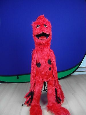 [See Video!] Professional Monster Puppet (Muppet) *Custom Made*