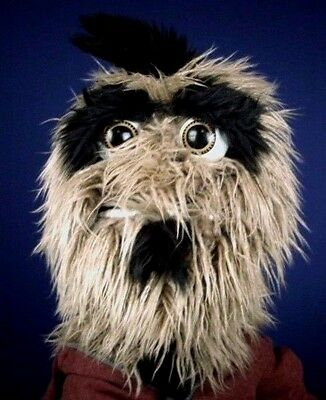 (See Video!) Professional Monster Puppet [Muppet] ***Custom Made***