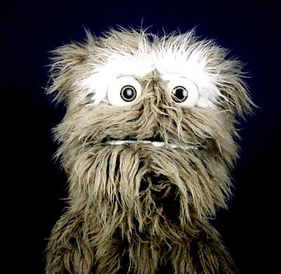 (See Video!) Professional Monster Puppet (Muppet) - Custom Made!