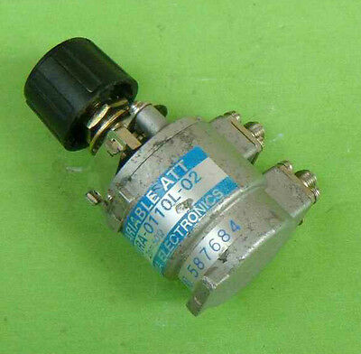 3G/1dB SMA RF Variable Attenuator URA-0021L-02(a)