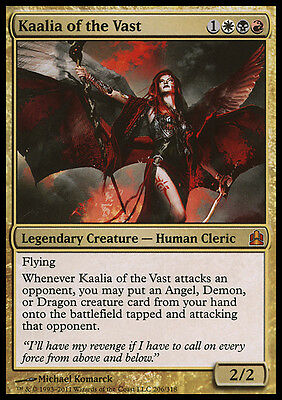 MTG Magic - (M) Commander - Kaalia of the Vast - SP