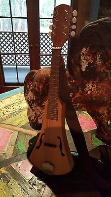 Martin Backpacker Traveler Mandolin with carry bag and strap