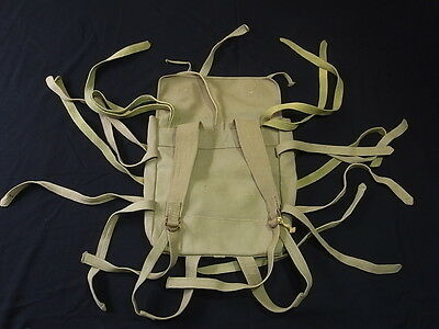 q30 WWII original Japanese Army Octopus Backpack