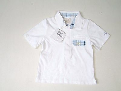 Emile Et Rosie Baby Lpolo Shirt Age 18 Months Bnwt