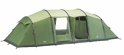 Vango Odyssey 800 AirBeam Air Beam Inflatable Tunnel Tent 8 Man