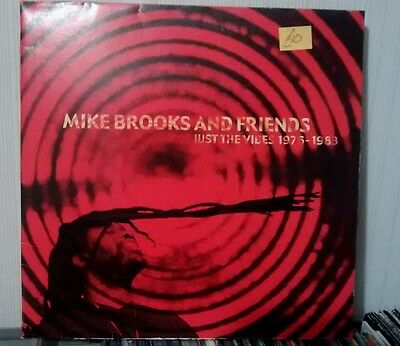 Mike Brooks & Friends - Just the vibes  1975 - 1983 - Reggae - Roots - LP