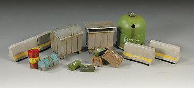 Mig Productions 1:35 - Modern City Set diorama detail model kit