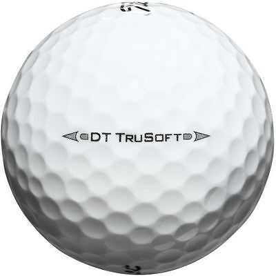 "40 Titleist  ""dt Trusoft"" - New Model For 2016/17 - Pearl/a Grade Mix"
