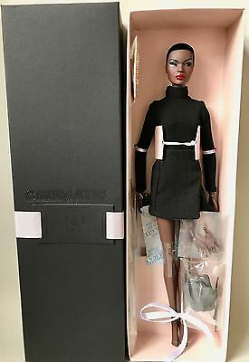 Fashion Royalty Nu Face Out Of Sight Nadja Doll 12.5 Inch Nrfb
