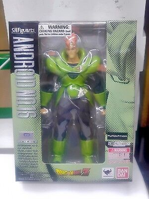 Bandai S.H.Figuarts Dragonball Z  Android No. 16 Action Figure Brand New!!