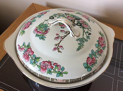 Indian Tree Lidded Tureen By Maddock