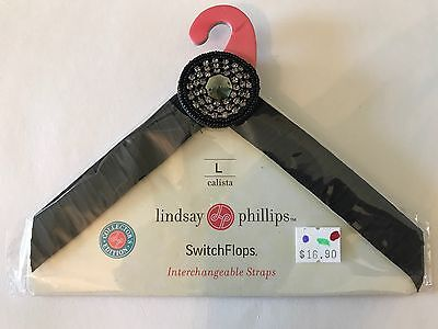 NWT Lindsay Phillips Calista Interchangeable Strap, L