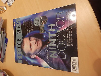 Doctor Who Magazine December 2005 Issue 363