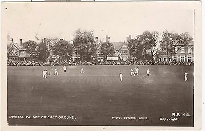Crystal Palace Cricket Ground RP London - Bromley, Kent