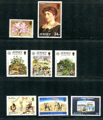 Jersey, 15 Complete Sets, Mnh (Id2413)
