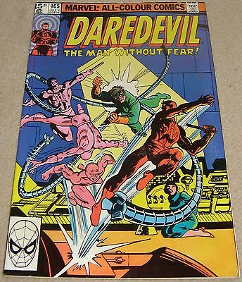 DAREDEVIL #165, (July 1980)
