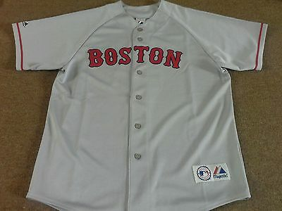 MLB - Boston Red Sox - Kalousdian #6 - Adult Large - Fab Condition