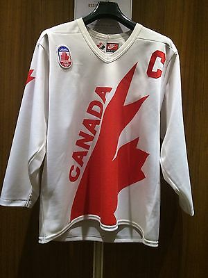 Authentic Canada Cup Gretzky Jersey