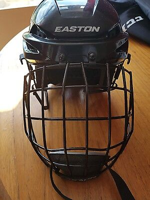 ice hockey helmet (easton)