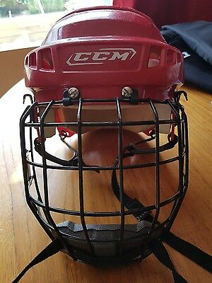 ice hockey helmet (bauer)