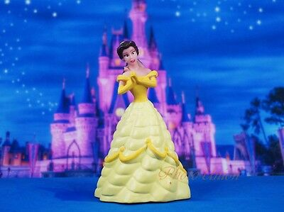 Cake Topper Decoration Disney Princess Belle Beauty and the Beast Figure A629 A