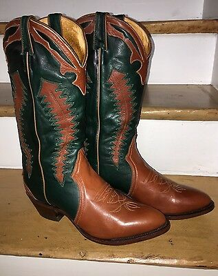 Boulet Cowboystiefel Western Boots Made in Canada 9E (42-42,5)