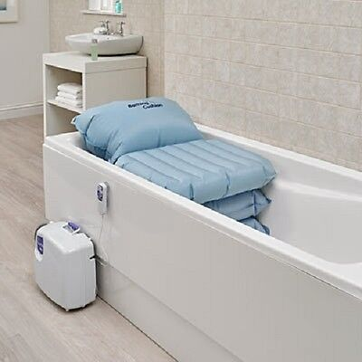 Mangar Airflo Mk3 Inflatable Bathing Cushion Bath Aid Lift Chair