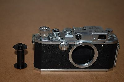 Canon-IVsb (4SB) Vintage Japanese Rangefinder Camera. Serviced. 94218. UK Sale