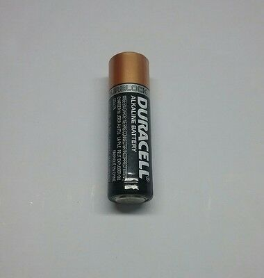 Duracell  AA Duralock Copper Top Battery 4 Pack