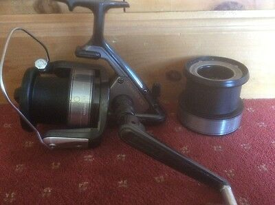 Shimano Biomaster XS 7000 with spare spool good condition spod not aerlex