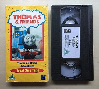 Thomas The Tank Engine & Friends - Vhs Video