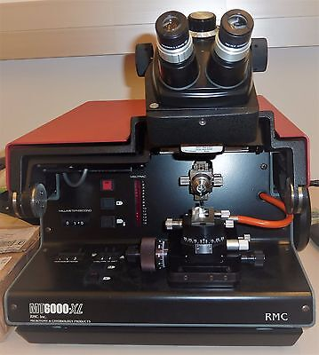 RMC MT6000-XL Ultramicrotome 6000XL Microtome