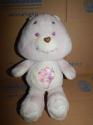 "Vintage 1983 Kenner Care Bears Share Bear 13"" Plush  RARE"