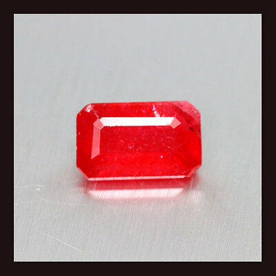 6.08 Ct Very Rare Red Rhodonite Brazil 100% Natural Earth Mined Good Quality Gem