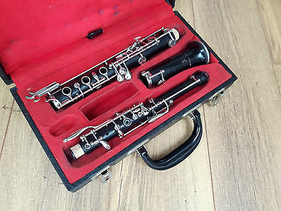Jr Lafleur Wooden Oboe - Serviced