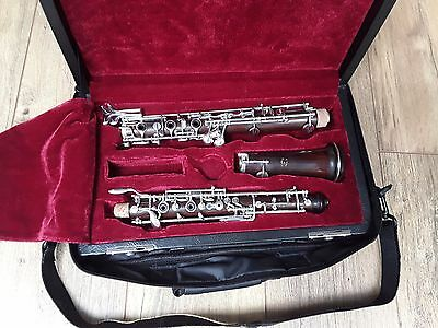 F Loree Oboe Fully Overhauled