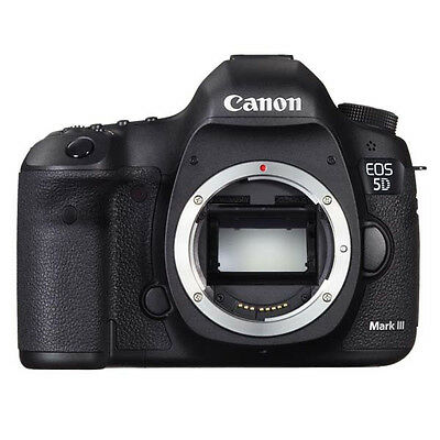 New Canon REM EOS 5D MKIII Body Only - (Canon Repack Stock)