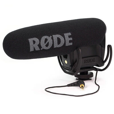 New Rode Video Mic Pro